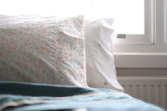 Organic Cotton Pillowcases | Printed Floral Pillowcase| Oh Mabel