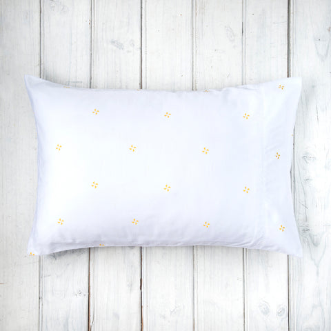 Mabel's Wish Yellow Pillowcases