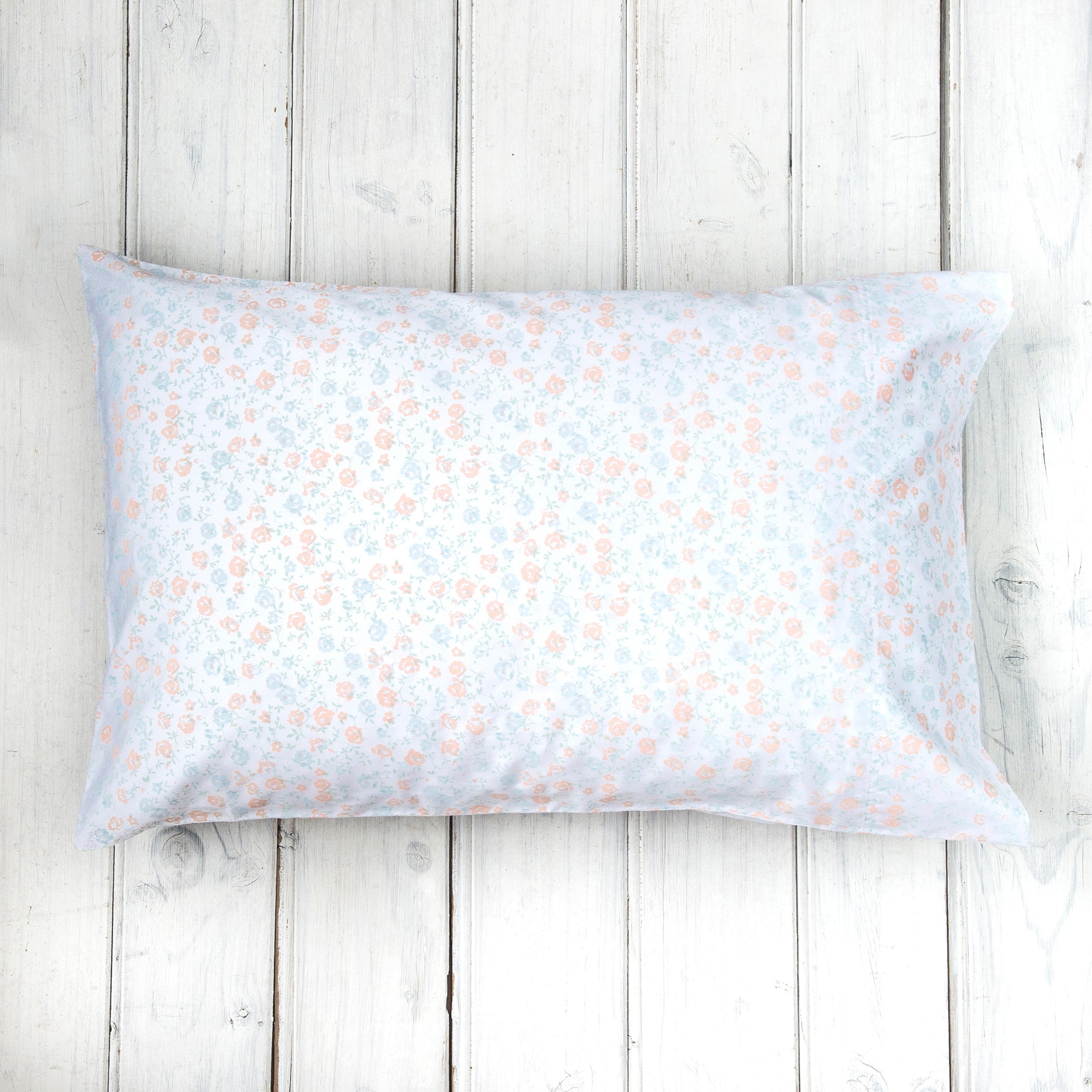 Organic Cotton Pillowcases | Printed Floral | Oh Mabel