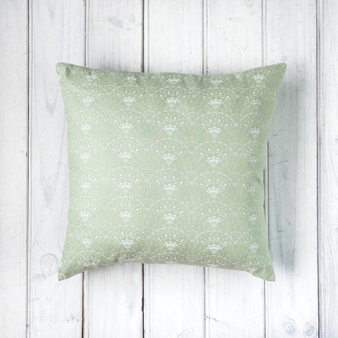 Elizabeth Olive 'Morning' Cushion