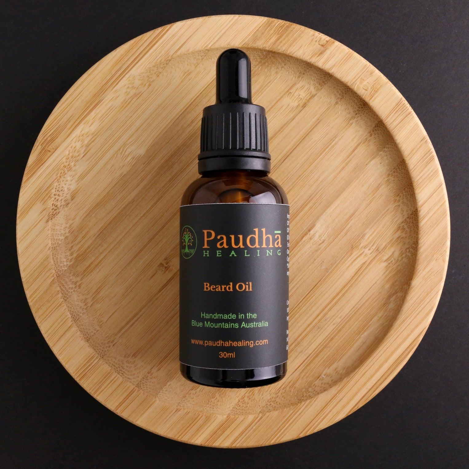 Paudha Healing Beard oil