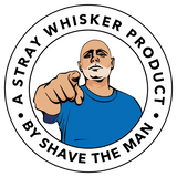 A Stray Whisker product by Shave the Man