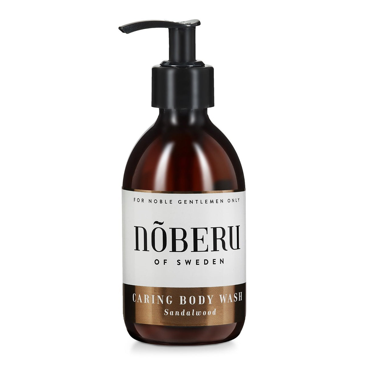 Noberu  Caring Body Wash - Sandalwood