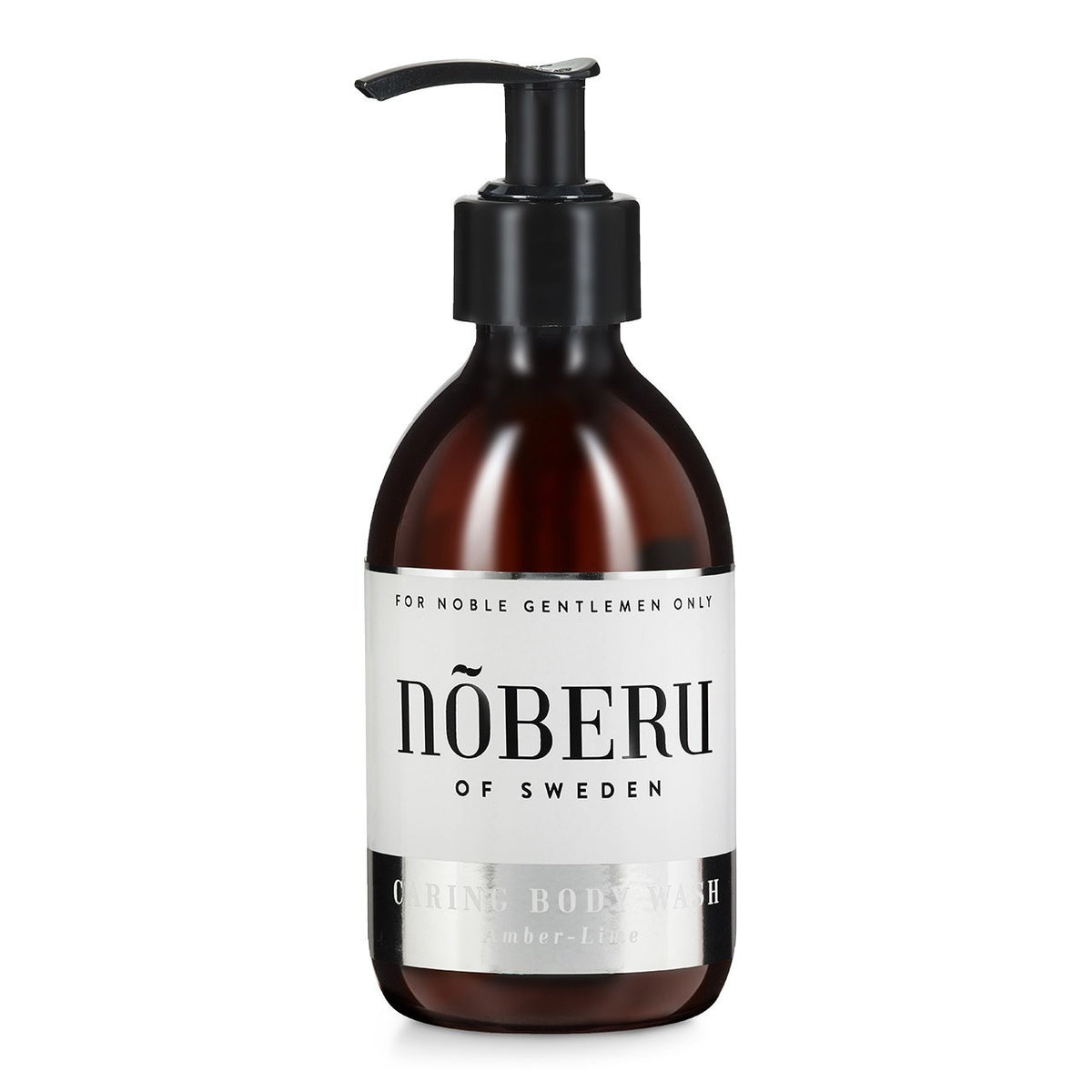 Noberu  Caring Body Wash - Amber Lime