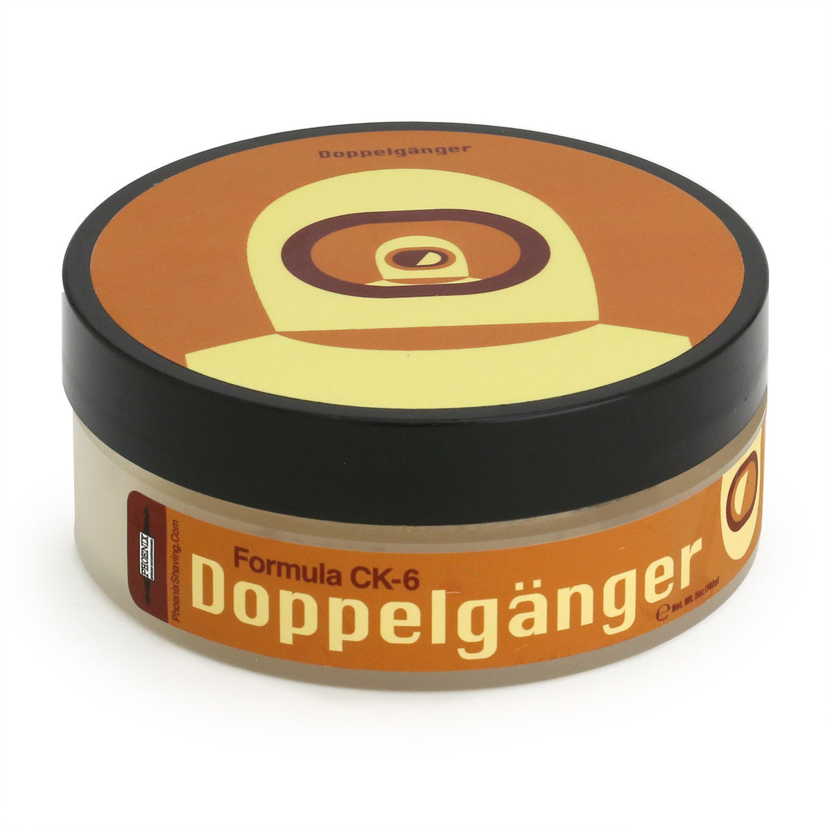Phoenix Shaving Doppelgänger Orange Shave Soap CK6 - Homage to Chaps