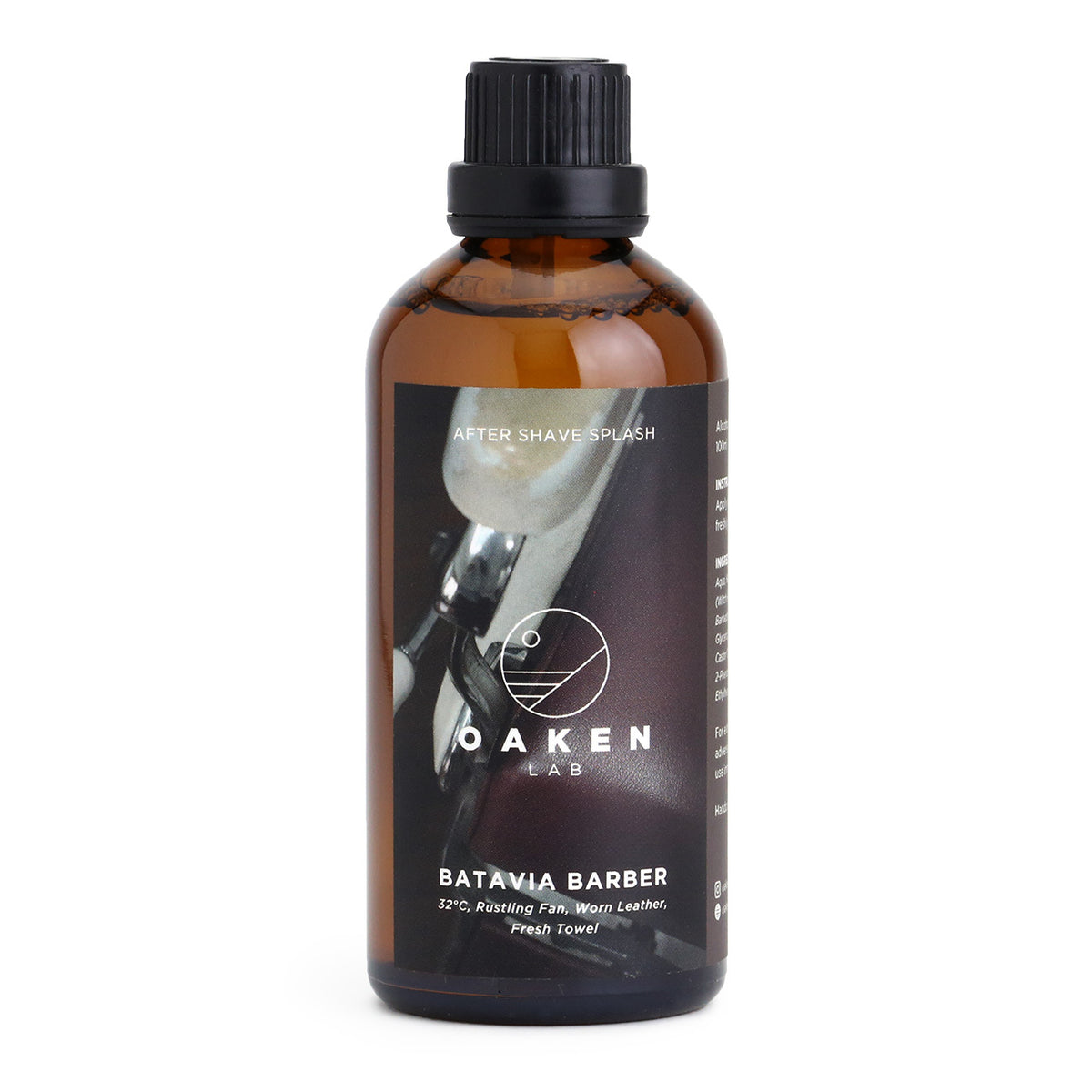 Oaken Lab Aftershave Splash - Batavia Barber