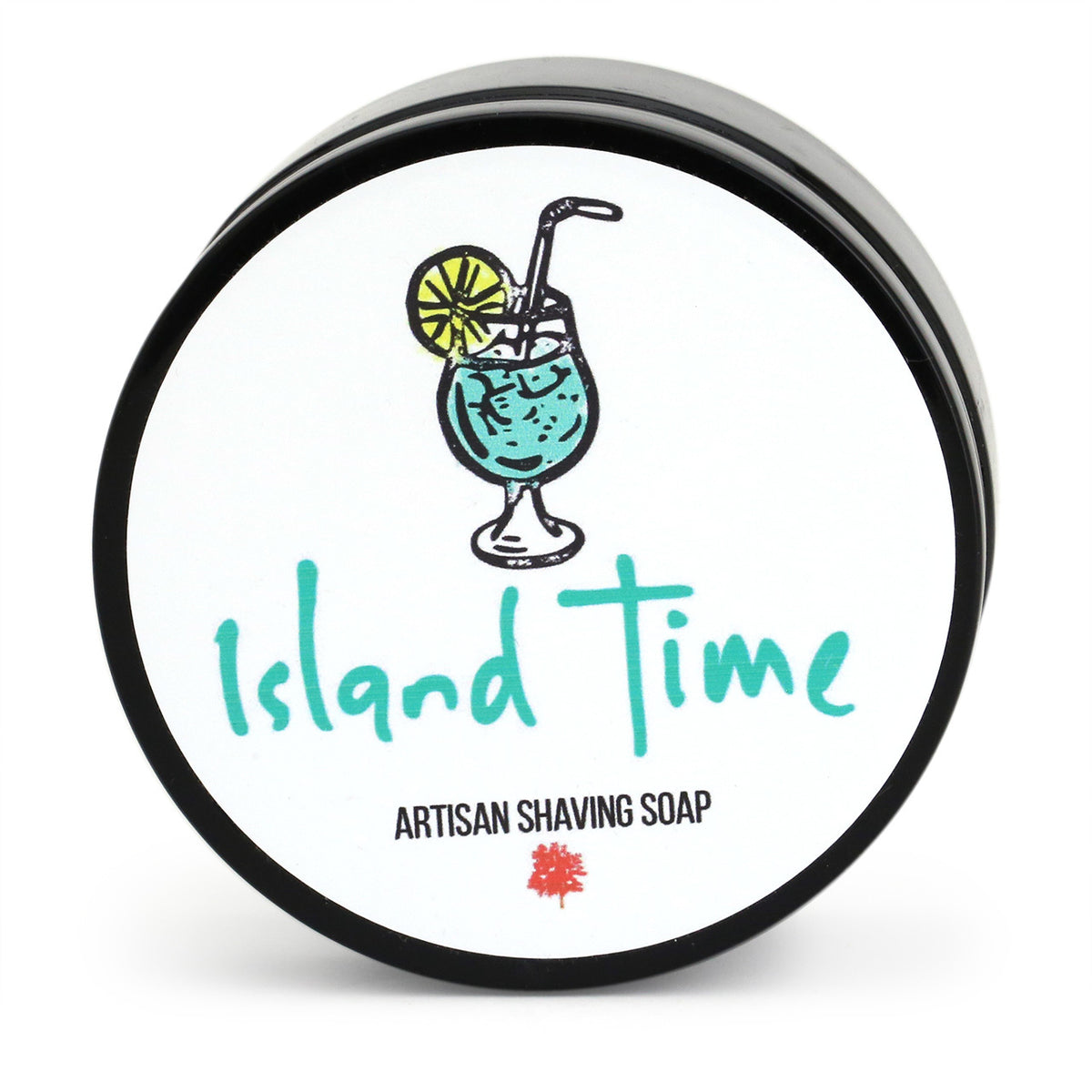Whispers from the Woods Shaving Soap - Island Time