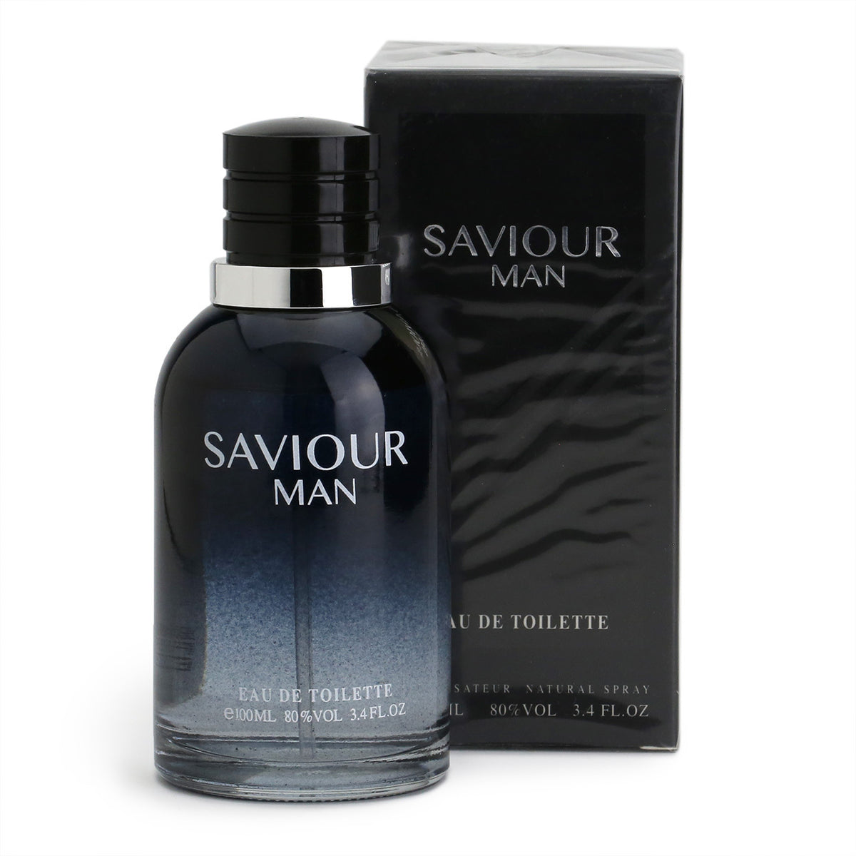 Saviour Man Eau de Toilette 100ml