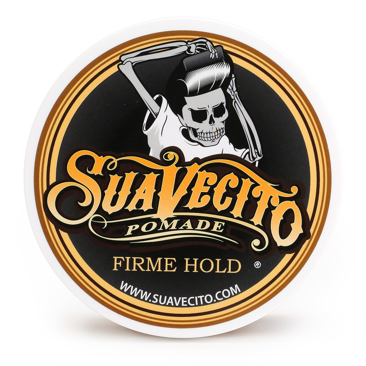 Suavecito Firme (Strong) Hold Pomade 32 Oz Tub