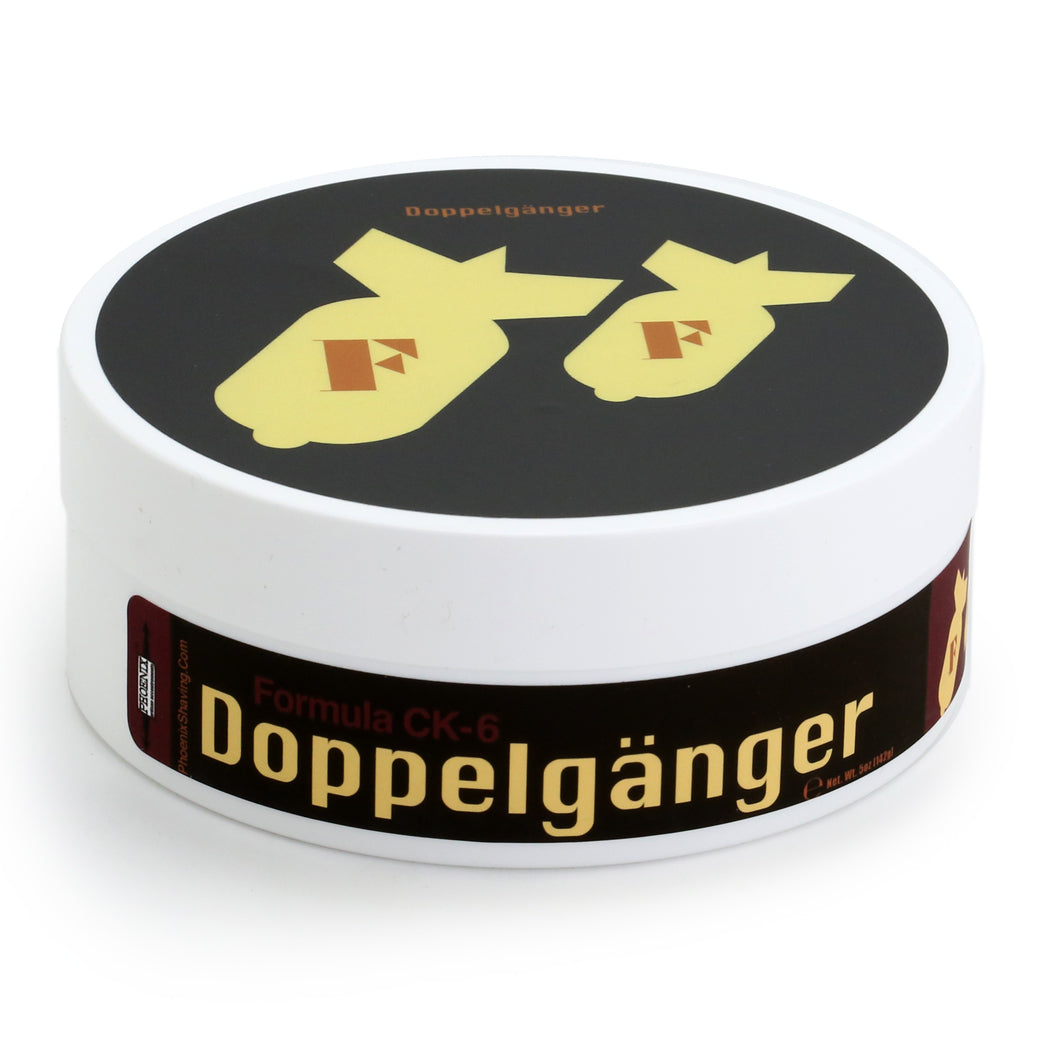 Phoenix Shaving Doppelgänger F Bomb Shave Soap CK6 - Homage to F*cking Fabulous by Tom Ford