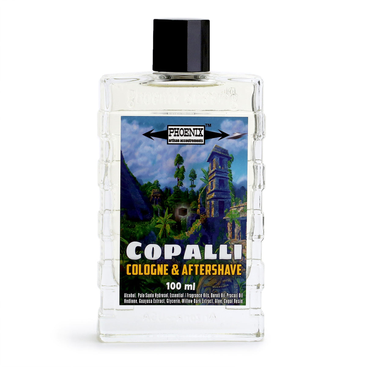 Phoenix Shaving After Shave & Cologne - Copalli