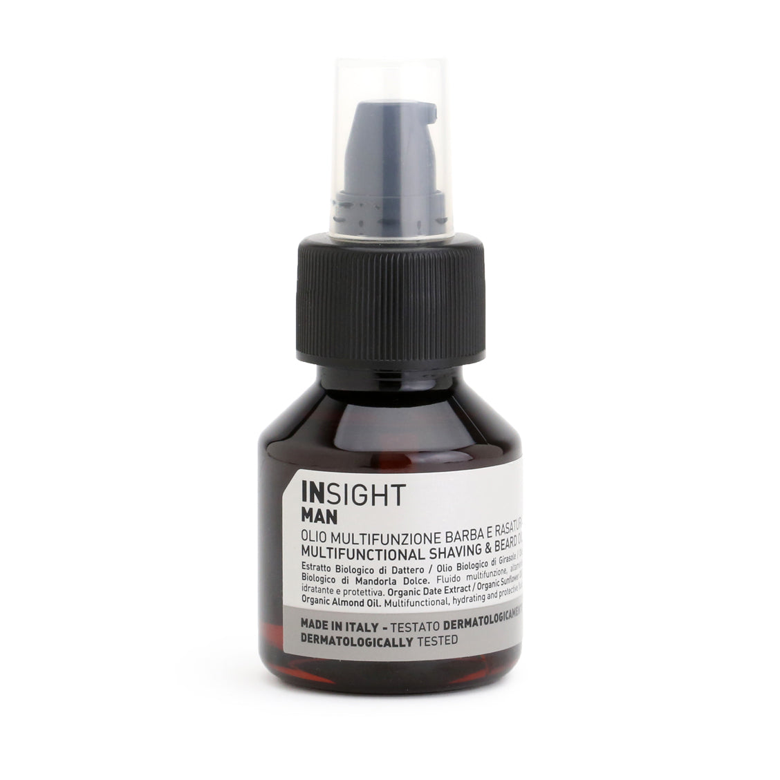 InSight Multifunctional Shaving and Beard Oil 50ml