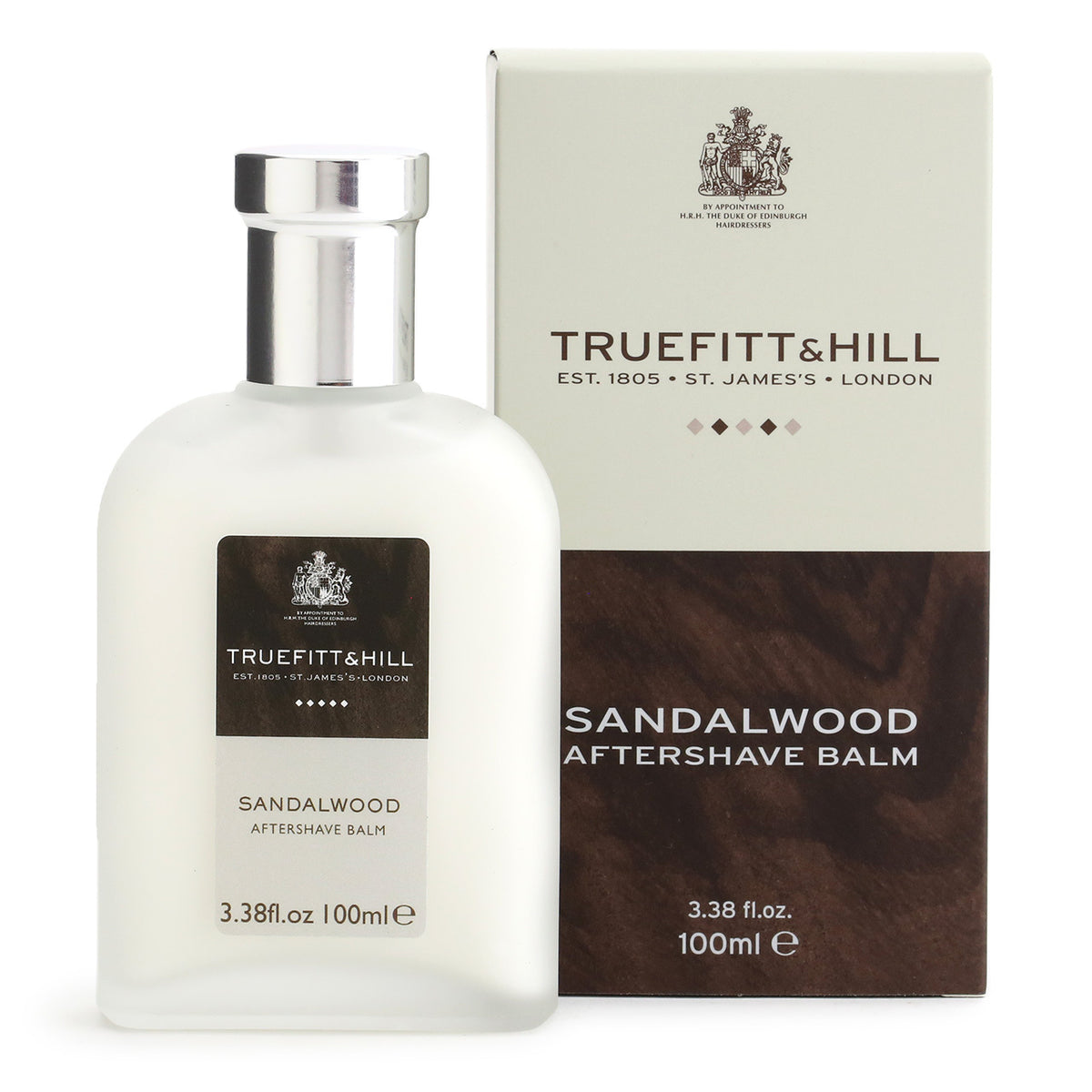 Truefitt & Hill Aftershave Balm 100ml - Sandalwood