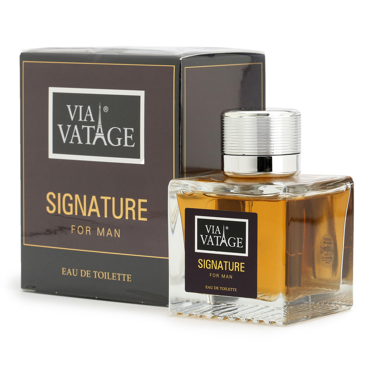 Via Vatage Eau De Toilette 100ml - Signature