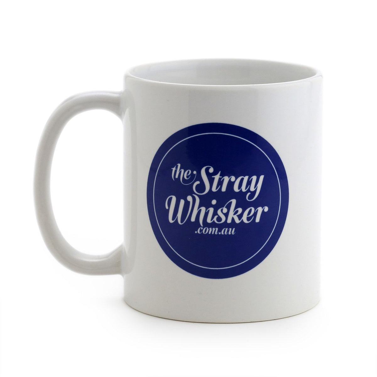"The Stray Whisker Coffee Mug - ""Dirty"""