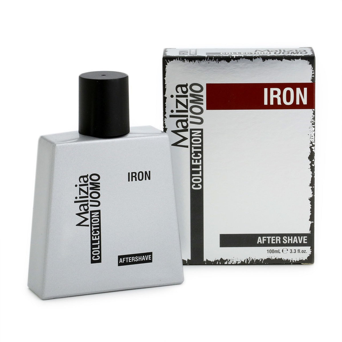 Malizia Uomo Collection After Shave - Iron