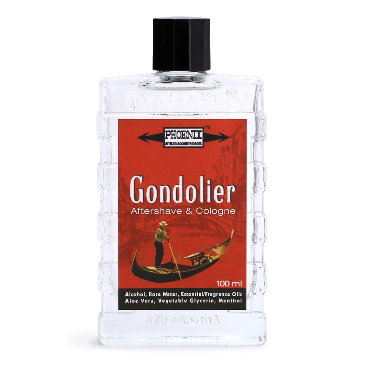 Phoenix Shaving Aftershave & Cologne - Gondolier