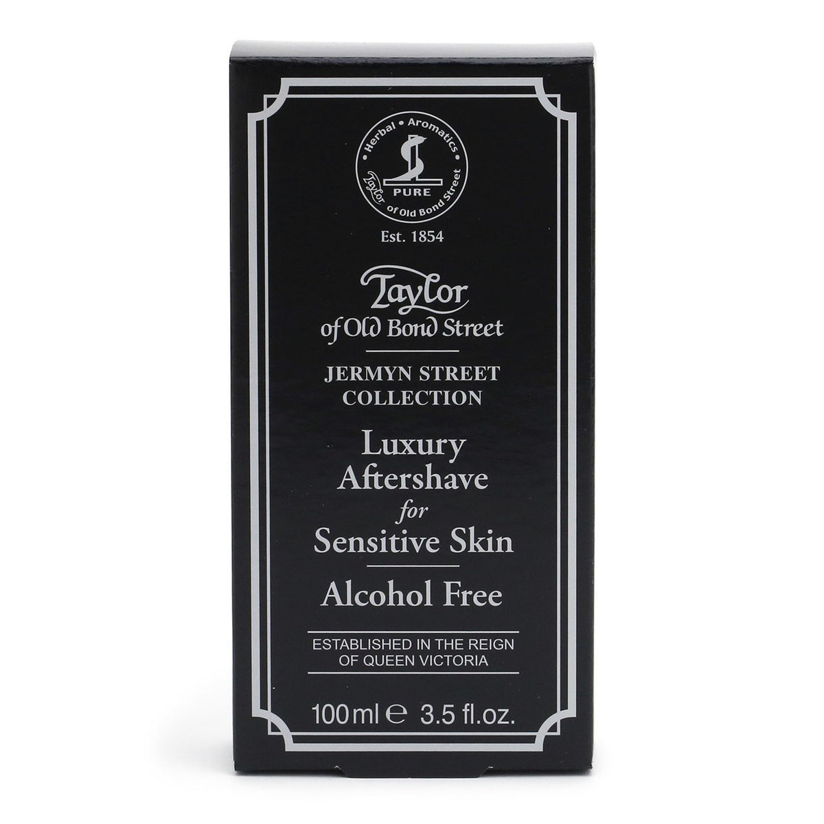 Taylor of Old Bond Street Alcohol Free Aftershave Lotion 100ml - Jermyn Street