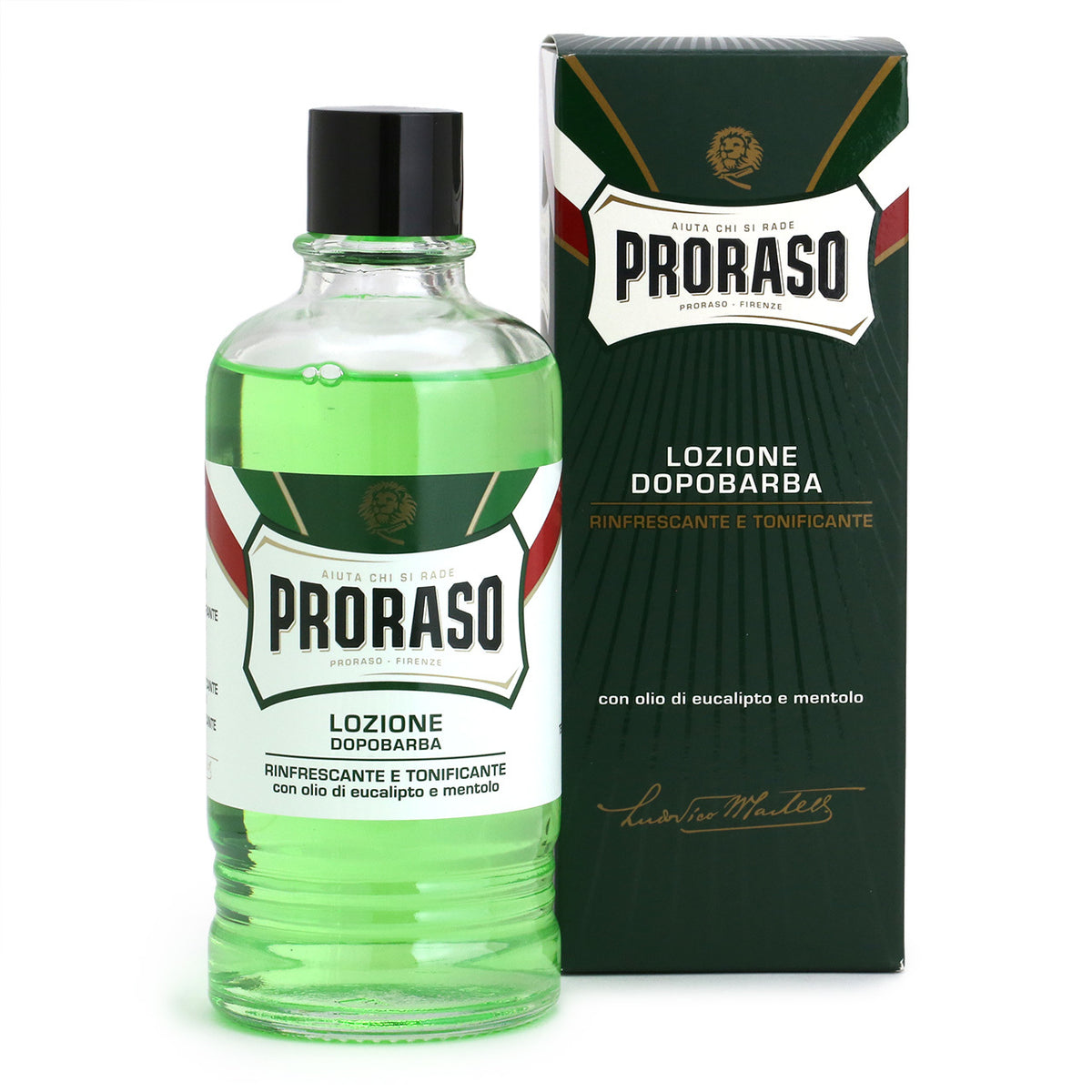 Proraso Aftershave Lotion Refresh 400ml