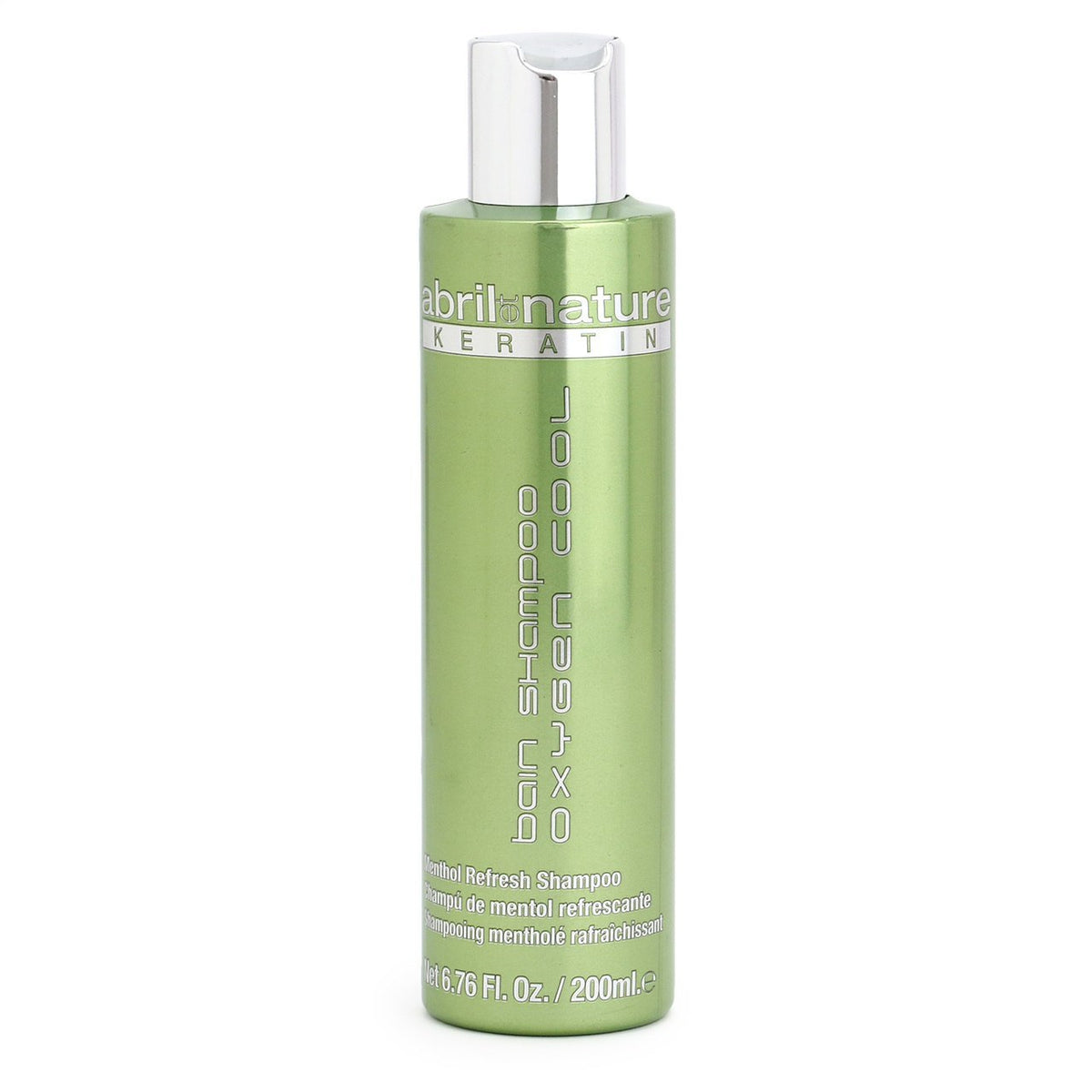 Oxygen Cool Menthol Refresh Shampoo 200ml