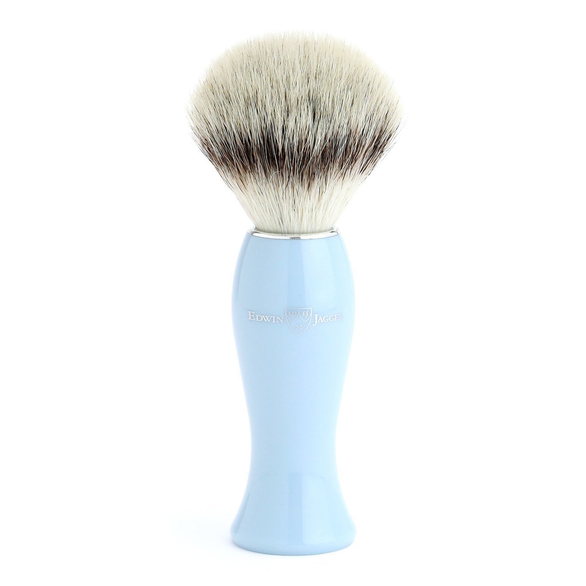 Edwin Jagger Lady's Shaving Brush - Blue