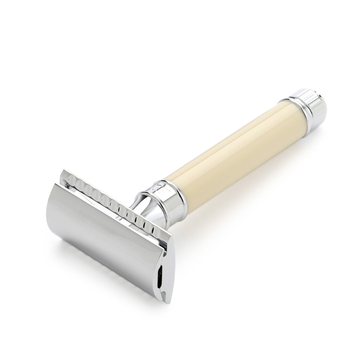 Edwin Jagger Imitation Ivory Safety Razor