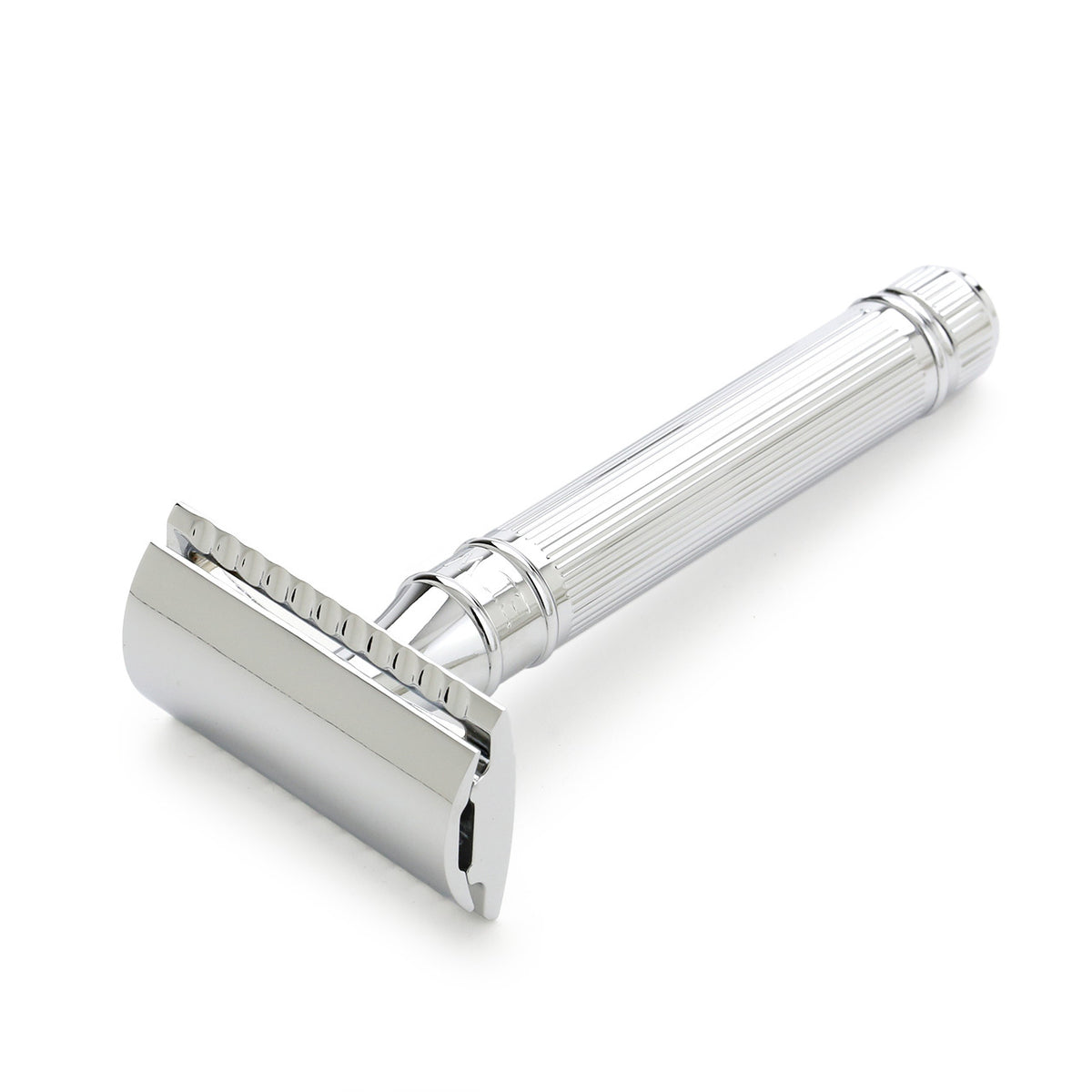 Edwin Jagger Chrome Lined DE89 Safety Razor