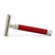 Edwin Jagger 3ONE6 Stainless Steel DE Safety Razor - Red