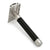 Edwin Jagger 3ONE6 Stainless Steel DE Safety Razor - Black