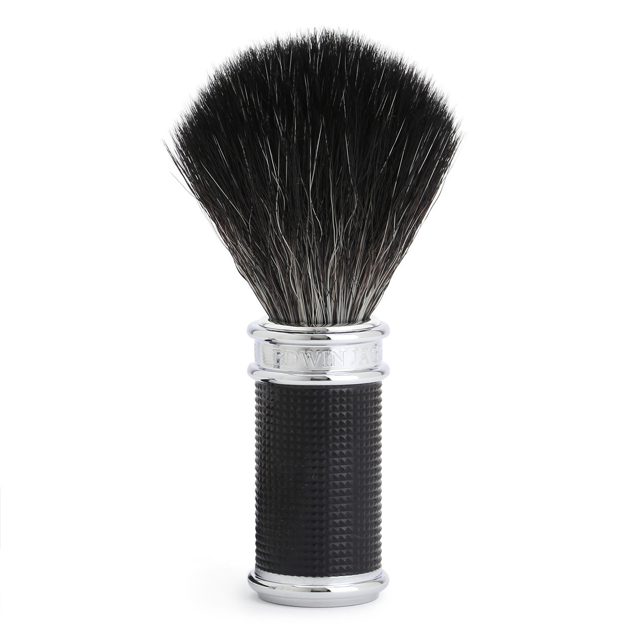 Edwin Jagger 3D black chrome shaving brush