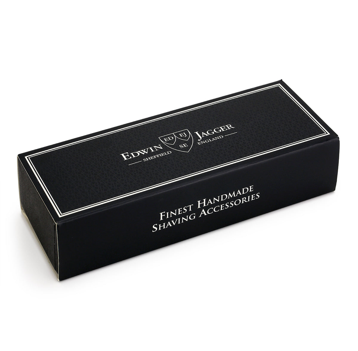 Edwin Jagger Signature Black Packaging