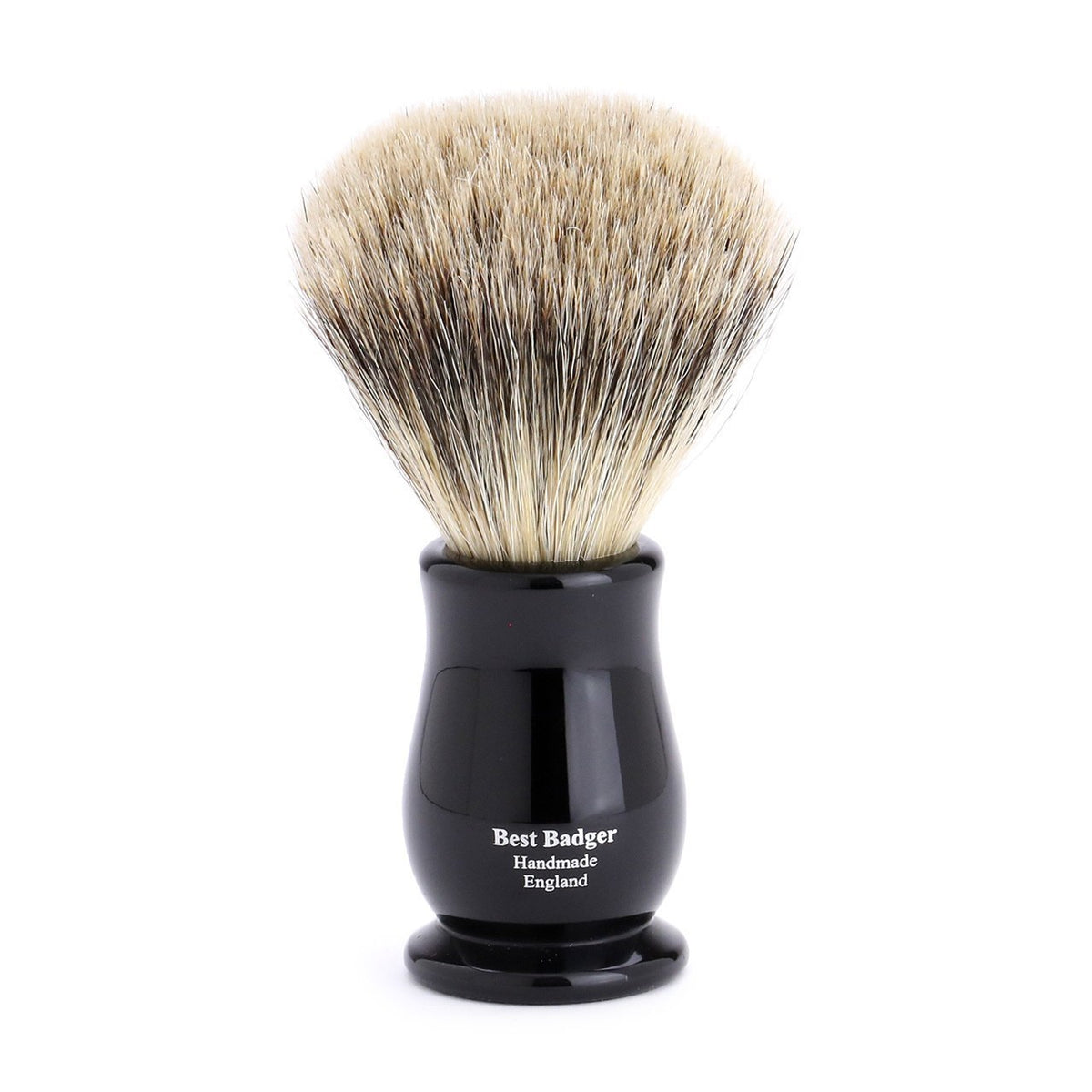 Edwin Jagger Chatsworth Best Badger Shaving Brush - Ebony