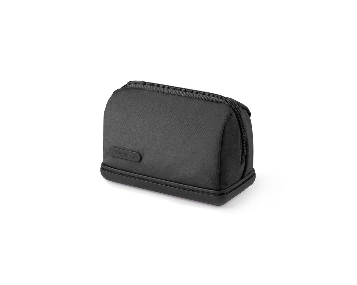 Lexon HYBRID Mini Dopp Kit Bag - Dark Grey