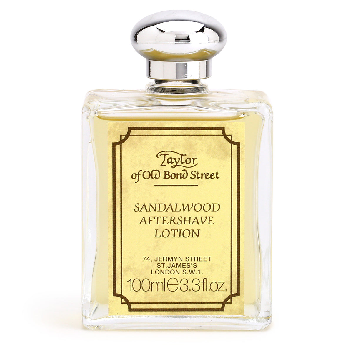 Taylor of Old Bond Street Aftershave Lotion 100ml - Sandalwood