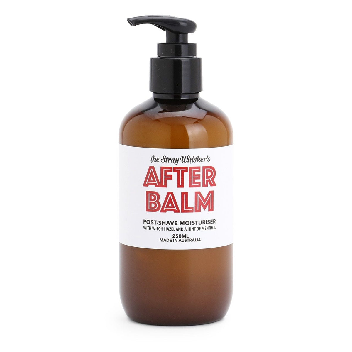 After Balm Post Shave Moisturiser - 250ml