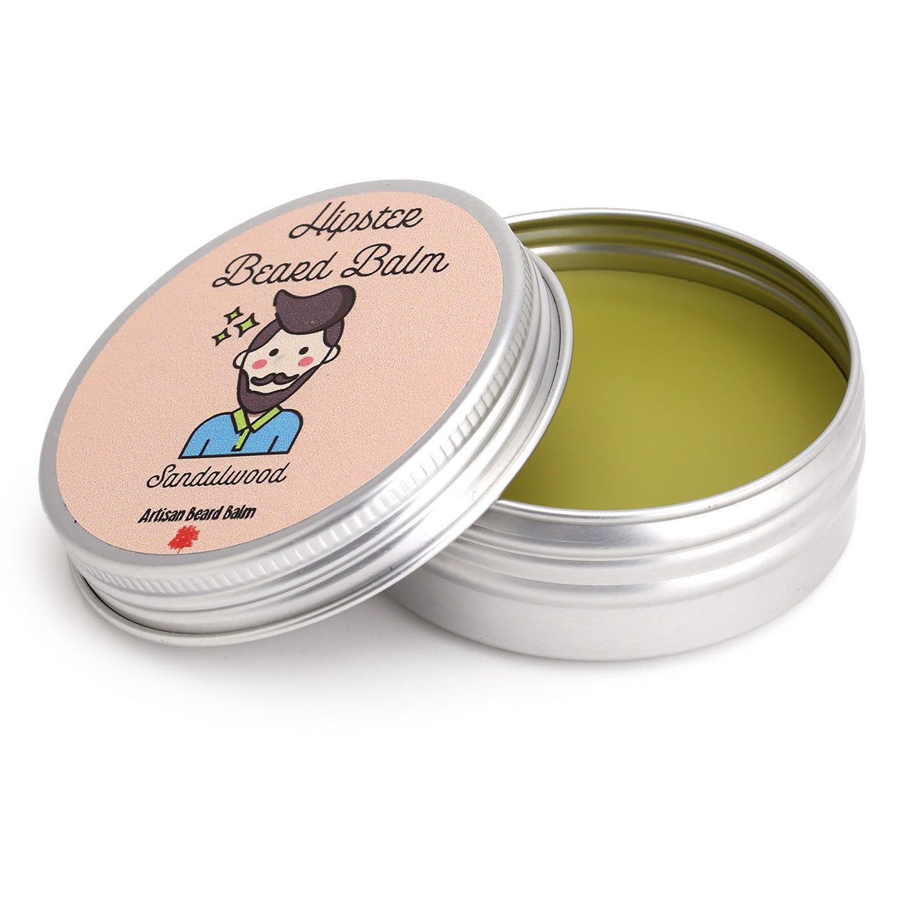 Whispers from The Woods Beard Balm - Sandalwood