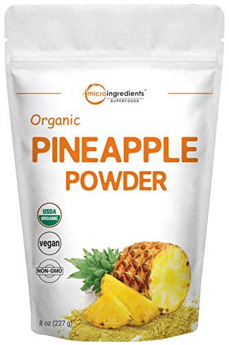 Micro Ingredients Organic Pineapple Powder