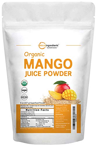 Micro Ingredients Organic Mango Juice Powder