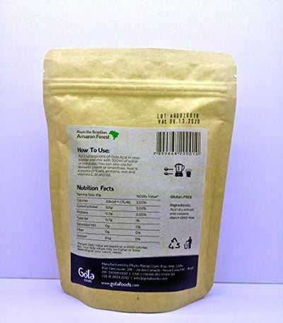 Twin Pack Wild Harvested Acai Extract