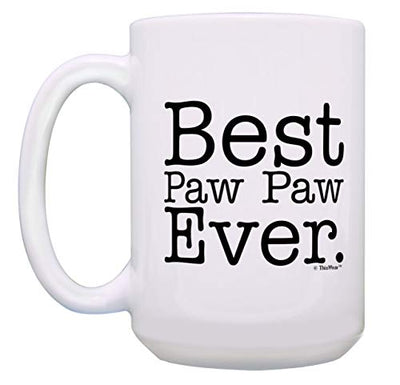 """Best Paw Paw Ever"" Cup"