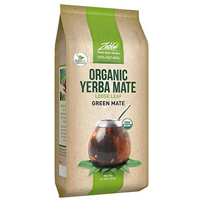 Organic Yerba Mate Loose Leaf Tea