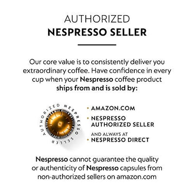 Nespresso 30 Count Medium and Dark Roast Coffee Variety Pack