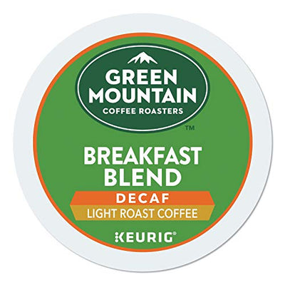 Keurig Green Mountain 22 Count Decaf Coffee Variety Pack K-Cup Pods