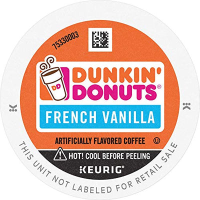 Dunkin' 60 Count Best Sellers Coffee Variety Pack