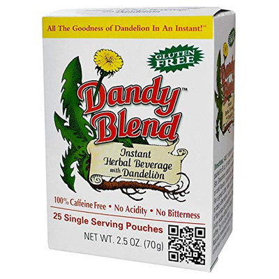 Original Dandy Blend Instant Herbal Beverage with Dandelion
