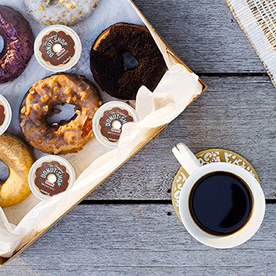 The Original Donut Shop 72 Count Dark Roast Coffee K-Cup Pods