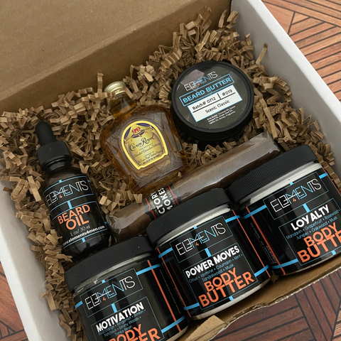 Elements 4 Men Deluxe Gift Set