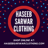 Haseeb Sarwar Clothing - Premium Clothing Store For Men