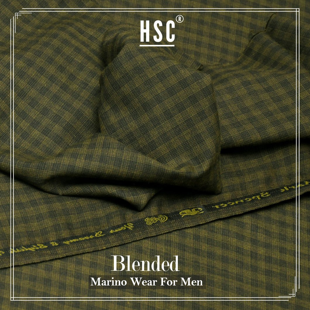 Blended Marino Wear For Men - BMW8