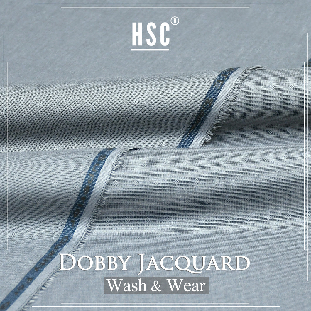 Dobby Jacquard Wash&Wear For Men - DJW2